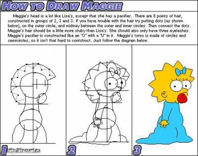 как правильно рисовать аниме.